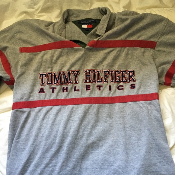 Vintage Tommy Hilfiger Long sleeve crew